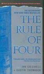 RULE OF FOUR,THE - Dell - CALDWELL,Ian & THOMASON,Dustin