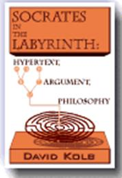 portada de Socrates in the Labyrinth